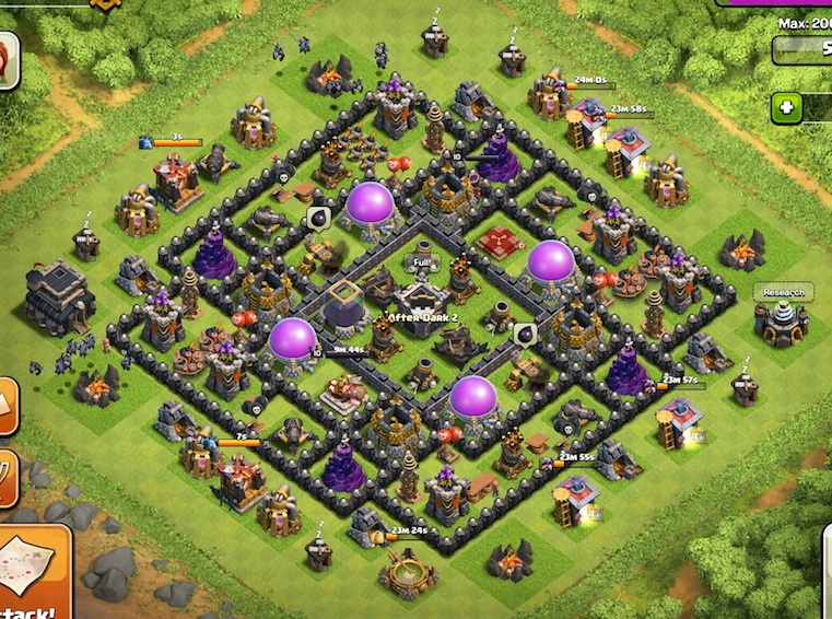 Th9 farming base source http funny pictures multipicz com coc th9